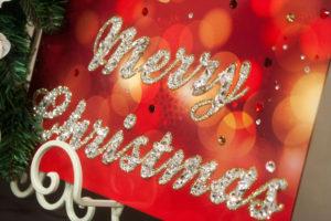 クリスマスボード4