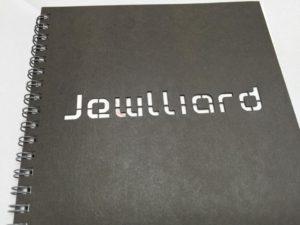 Jewlliardノート