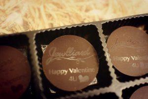 Jewlliardバレンタイン